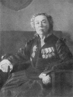 Александра Коллонтай, 1952 г.