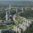 Наверно, самый известный в Советском Союзе микрорайон, если не считать московские Черёмушки, вильнюсский Лаздинай. Массовое строительство велось с 1967 по 1972 год. Литовским архитекторам...