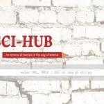 О блокировке Sci-Hub