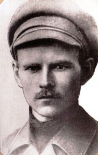 Григорий Терентьевич Степанов, 1919 г.