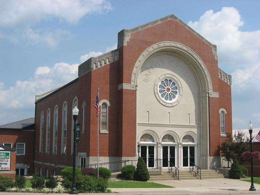 Баптистская церковь в Кентукки