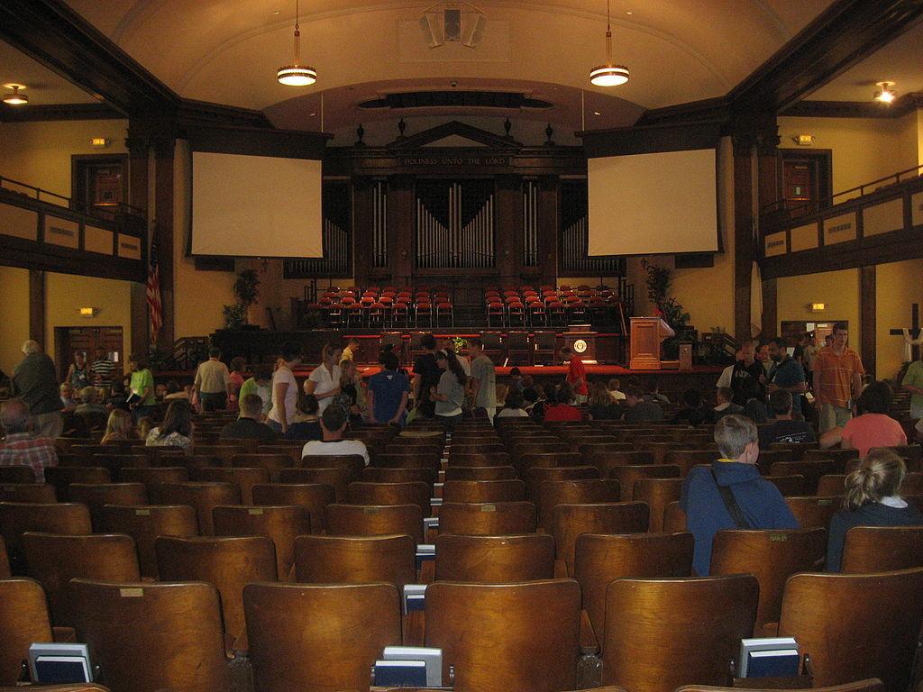 Методистская часовня при Университете Асбери, Кентукки