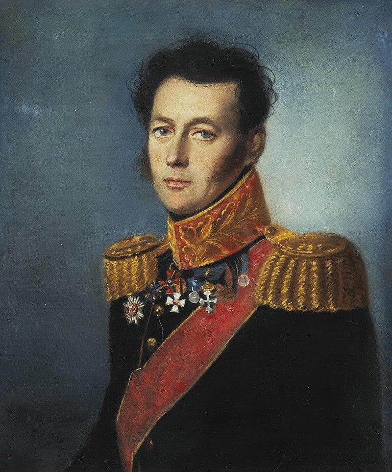 Иван Никитич Скобелев, предполагаемый портрет