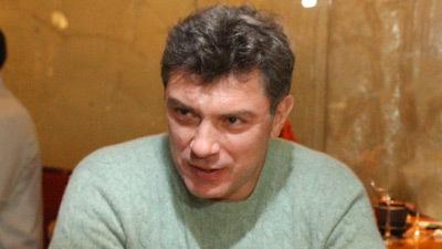 Уже оппозиционный политик Б.Е.Немцов характеризует соратников