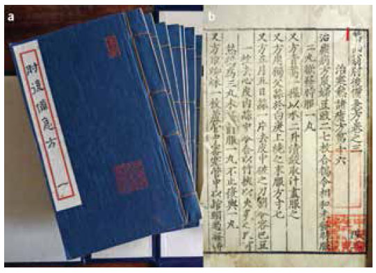 Книга рецептов Гэ Хуна (копия эпохи династии Минь)