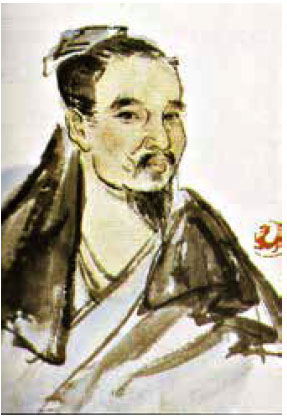 Гэ Хун (283/284—343/363) — даосский философ и ученый, автор трактата «Бао-пу-цзы», теоретик «учения о бессмертии» (сянь-сюэ). Если бы он был жив, мог бы тоже претендовать на Нобелевскую премию...