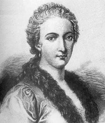 Мария Гаэтана Аньези