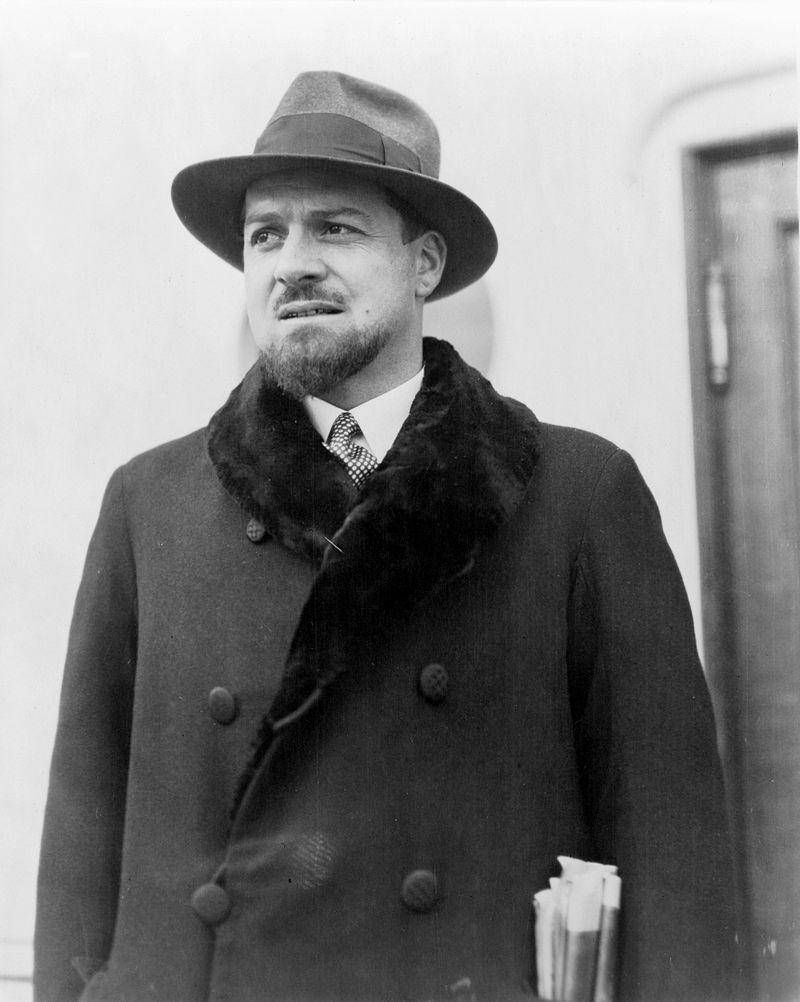Итало Бальбо, командир чернорубашечников