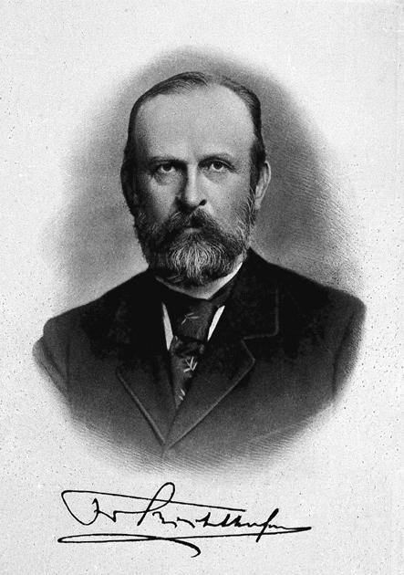 Фердинанд Пауль Вильгельм фон Рихтгофен