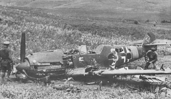 Июнь 1941, в районе Тирасполя.