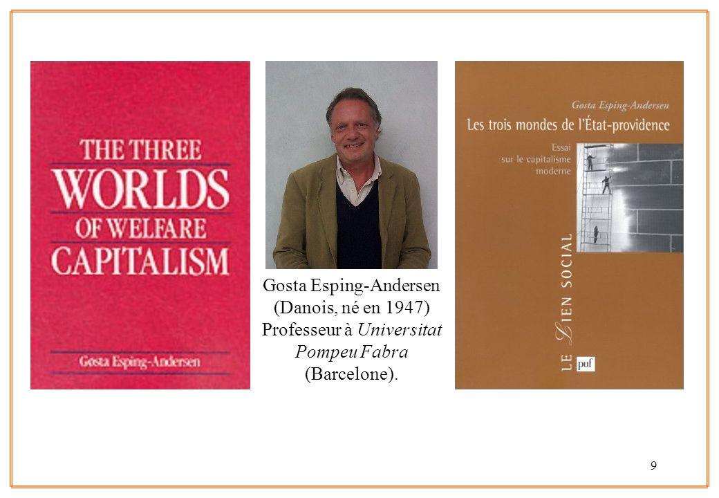 Gosta+Esping-Andersen+(Danois,+né+en+1947)+Professeur+à+Universitat+Pompeu+Fabra+(Barcelone).