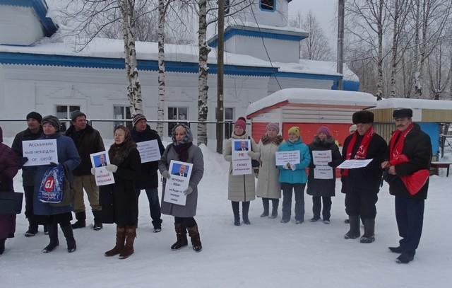 """Здесь и далее - фото с """"недели протестов"""" в Республике Коми в защиту природы (в основном от нефтеразработок), родного языка и социалки от коммерциализации"""