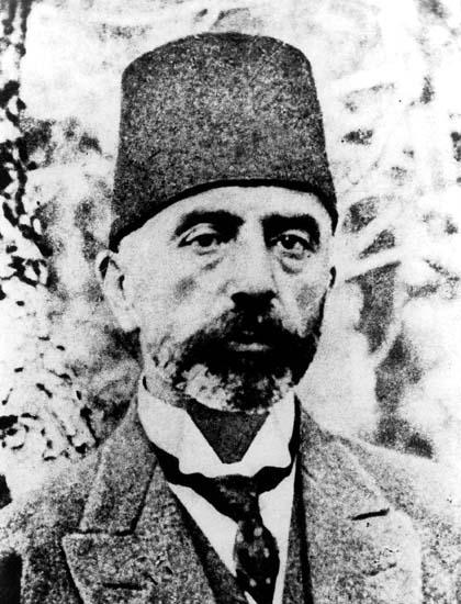 Мехмет Акиф Арсой, автор гимна Турецкой республики