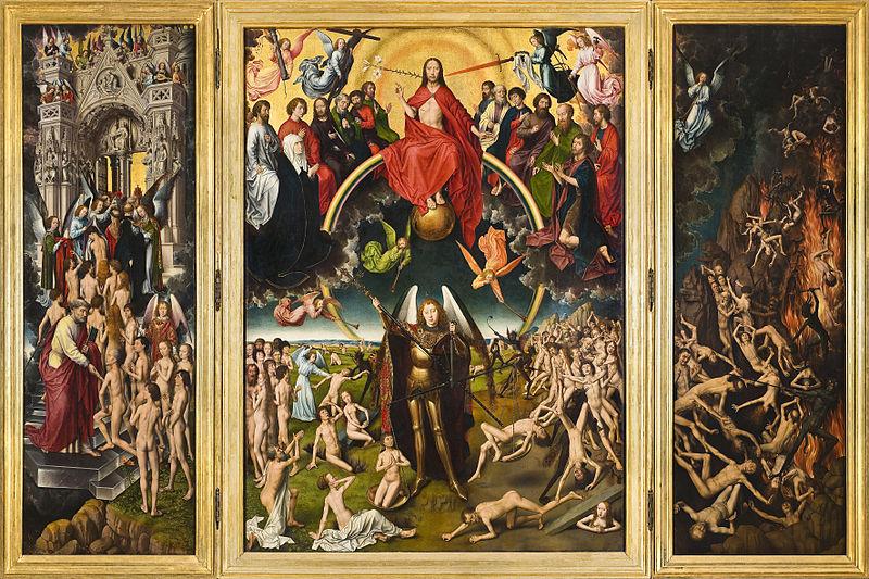 «Страшный суд» (ок. 1461—1473) — триптих Ганса Мемлинга, выполненный им по заказу представителя банка Медичи в Брюгге Якопо Тани.