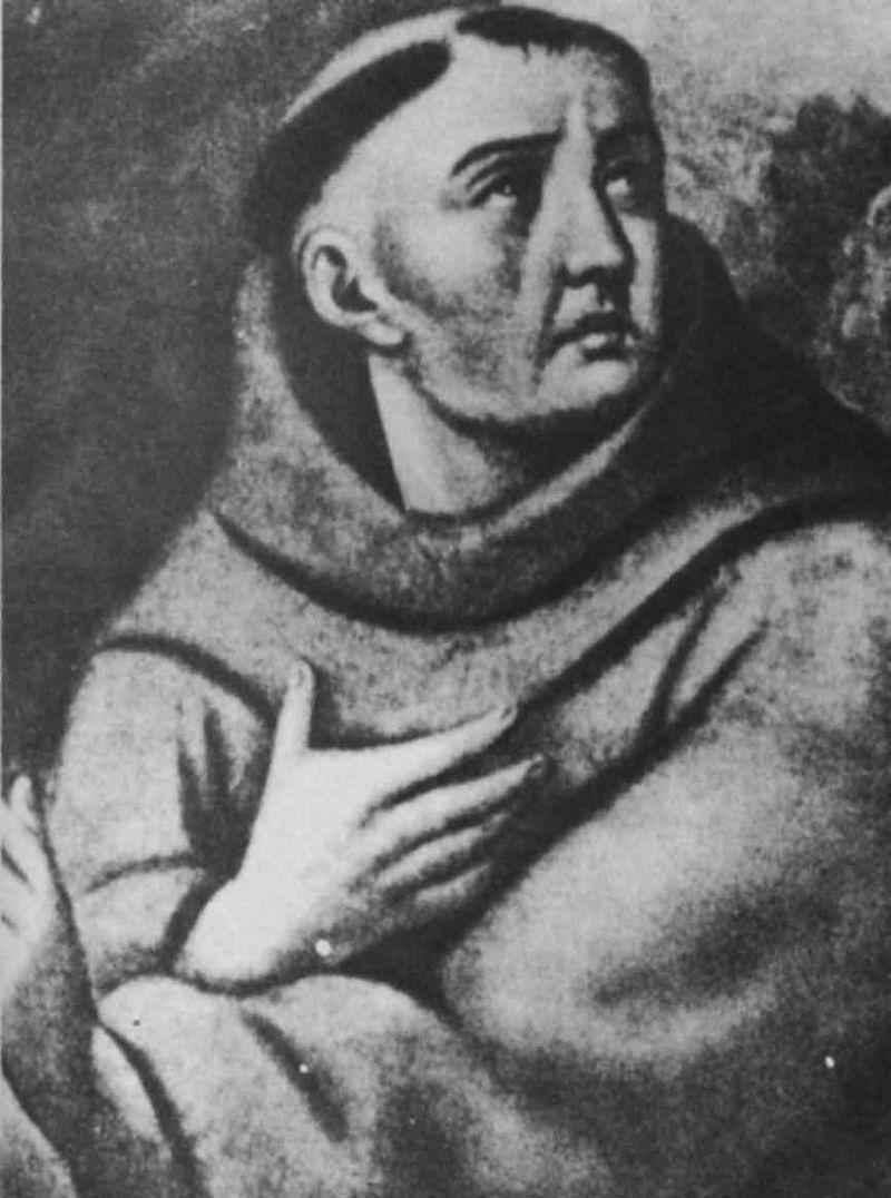 Торибио де Бенавенте, по прозвищу Мотолиния