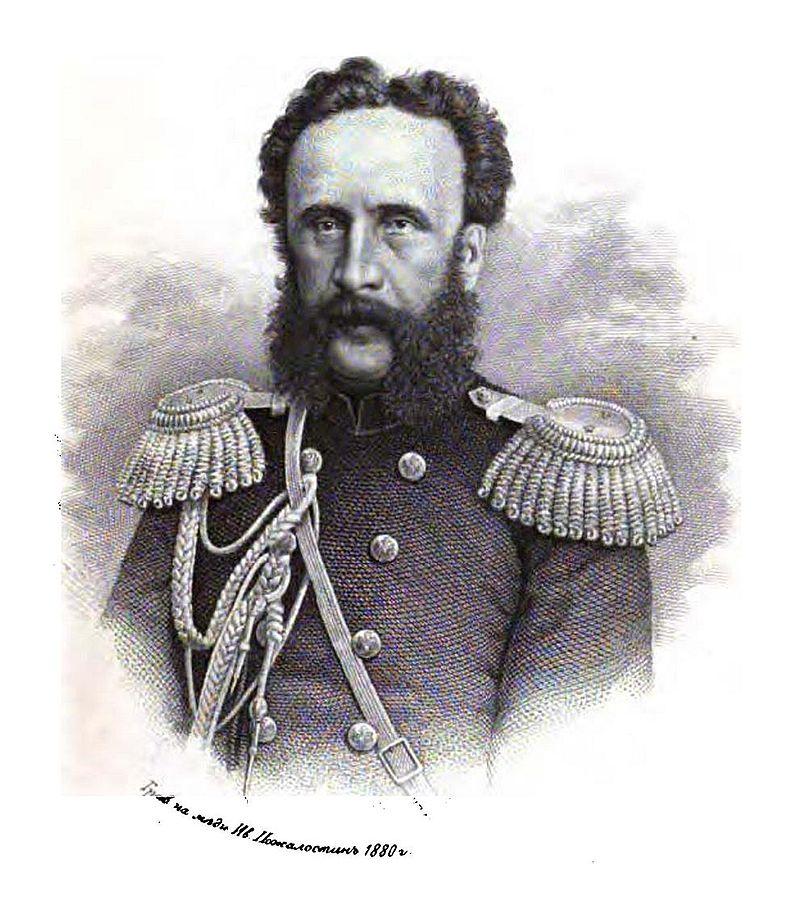 Барон Пётр Карлович Услар
