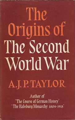 TheOriginsOfTheSecondWorldWar