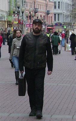 Александр Игоревич Асов, до 1992 г. Барашков. Изобретатель разных подробностей из жизни атлантов и славянской мифологии