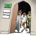 Американские компании обслуживают саудовскую слежку