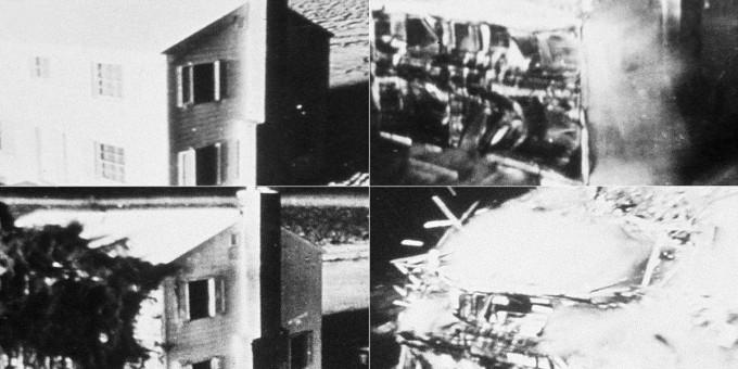 Результаты испытаний нейтронной бомбы в Неваде