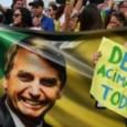 Анализируются факторы, обусловившие победу фашиста, поддержанного американским капиталом и молящегося на Трампа, на последних выборах в Бразилии. Один из них, может быть и самый важный - значительное количество...