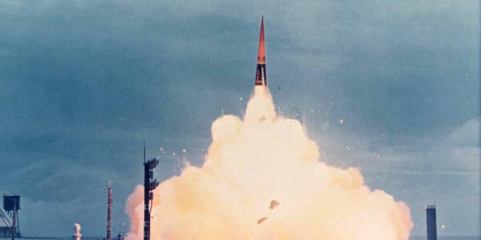 Запуск «Спринта»