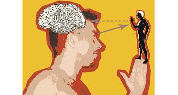 """В продолжение темы копирования и """"интуитивного понимания"""" действий другого, обслуживаемых зеркальными нейронами, см. соответствующий отрывок из книги их первооткрывателя. Фридрих Энгельс и Людвиг Нуаре были б ему особенно рады - среди прочего там показывается, как именно деятельность древних людей, в т.ч. трудовая, определила слова языка, возникшего ..."""