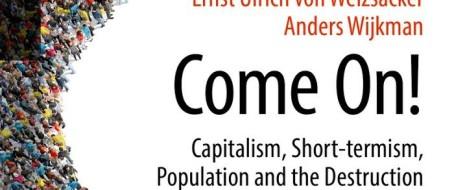 К 50-летнему юбилею Римского клуба его сопредседатели Эрнст Вайцзеккер и Андерс Вийкман вместе с 35 другими специалистами выпустили большой юбилейный доклад, посвященный текущему кризисному состоянию нашей планеты и способам преодоления этого кризиса. Констатация бедственного положения и тенденций к его ухудшению уже почти стали ...
