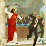 Revolutionär Jezus zum Geburtstag