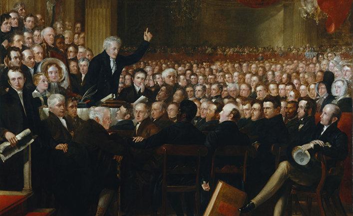 Всемирная конвенция по борьбе с рабством, 1840 г.
