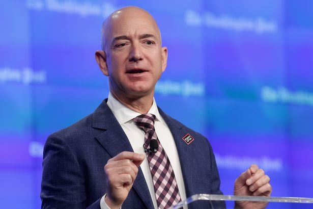 Владелец Amazon миллиардер Джефф Безос