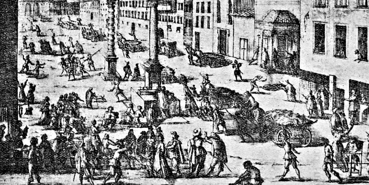 Эпидемия в Италии в 1629—31 годах