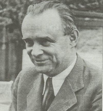 Франтишек Моравец. После 1948 г. бежал, работал на американскую разведку против Чехословакии
