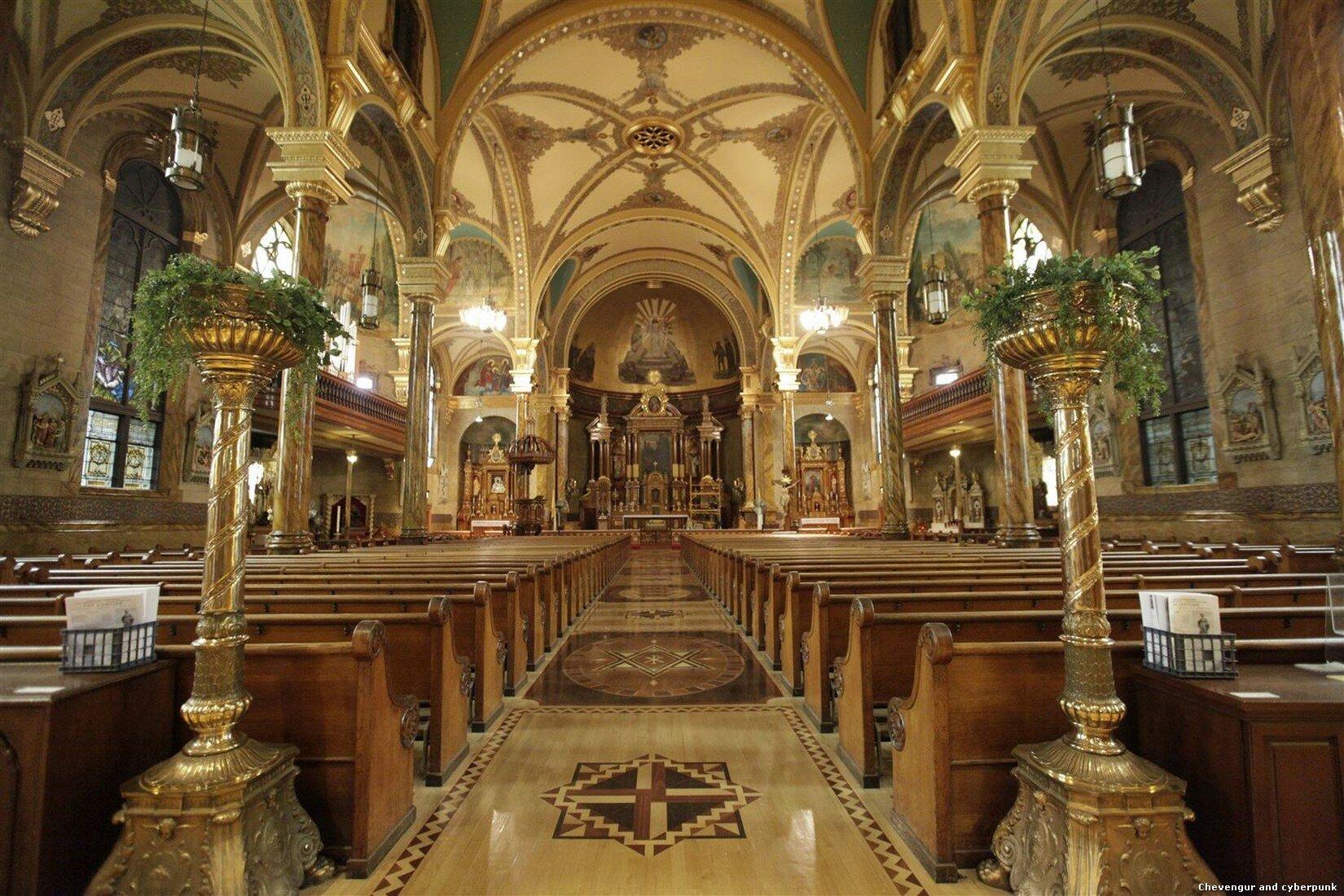 Церковь Святого Иоанна Кантия, Чикаго