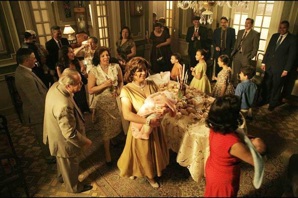 Традиционная церемония Al-Subu в современном Египте (общая для христиан с мусульманами). Источник Аль-Ахрам, активно пропагандирующая этот самый традиционализм, не из Каира, а из Лондона