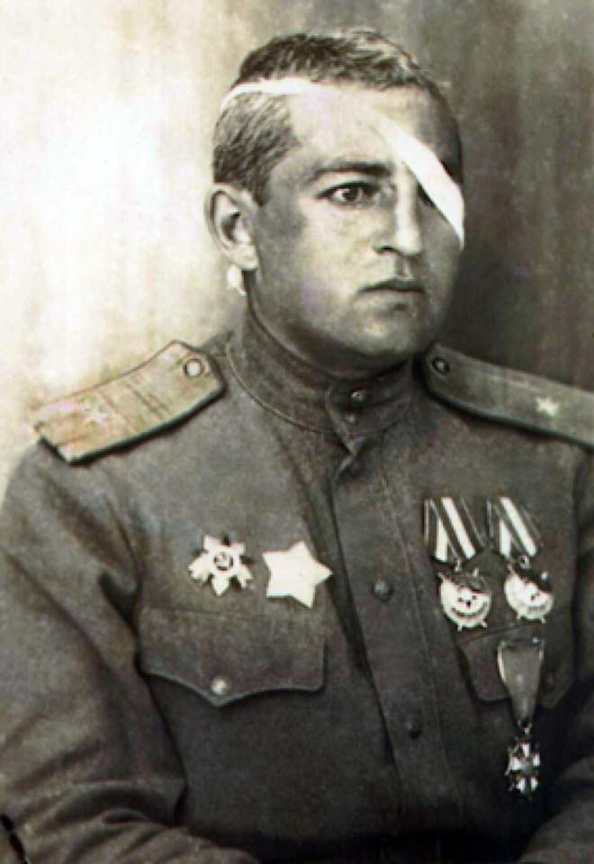 Иосиф Абрамович Раппопорт