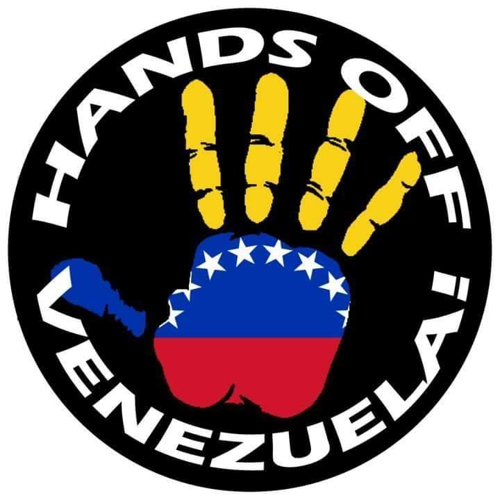 """Кампания """"Руки прочь от Венесуэлы!"""""""