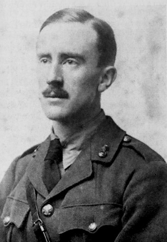 Джон Рональд Руэл Толкин. 1916 г.