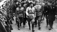 Продолжаем тему первого фашистского режима - в Италии, бывшего образцом для германских последышей (а на первых шагах учителем и покровителем). Итальянские фашисты, как и ...