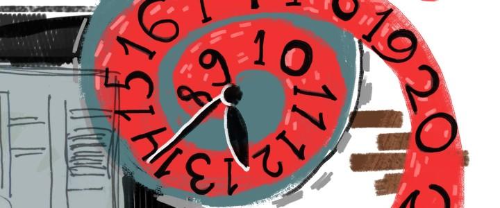 Невидимые истории курьеров службы доставки, рисованные Бермет Борубаевой и Полиной Никитиной - окно в мир социальной незащищенности и бесправия, с которым сталкиваются работники-мигранты, чей невидимый труд сокращает наше время ожидания. Уберизация ...