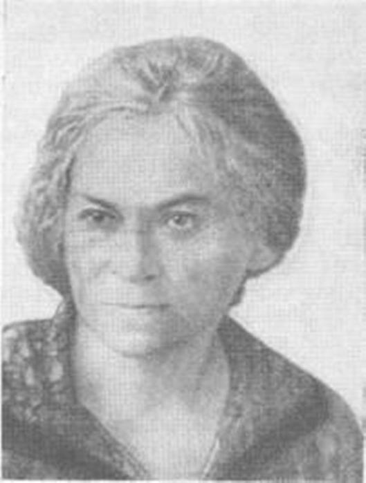 Прасковья Францевна Куделли