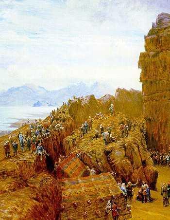 Исландцы на альтинге эпохи народовластия