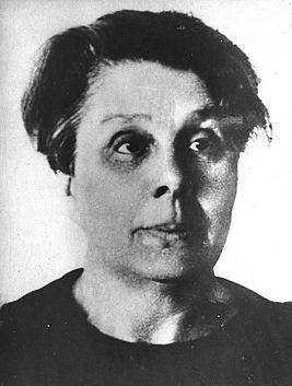 Людмила Николаевна (Лея Фроимовна) Сталь