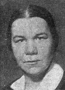 Клавдия Ивановна Николаева