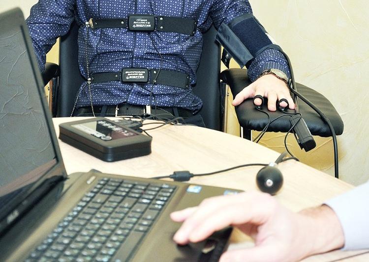 проверка соискателя на «детекторе лжи»