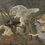 «Лесной царь» Гёте: неожиданные ассоциации в фольклорном контексте