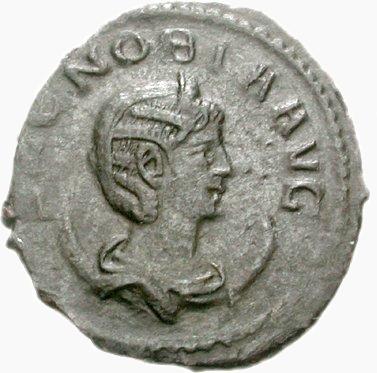Пальмирская царица Зенобия (бат-Заббай)