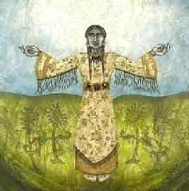 Здесь и далее - бердаши североамериканских индейцев. Источник kotomysh