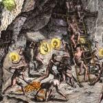 Золото Колумбии: почему индейцы не годятся для рабства