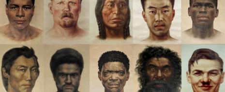 Обсуждаются идеологические веяния, заставляющие западных исследователей и их эпигонов у нас отрицать существование рас, закрывать глаза на объективное знание, добытое физической антропологией. Показаны социальные факторы, заставляющие их - из лучших соображений - обжегшись на молоке, дуть на корову, т.е. пытаться исключать из анализа сам предмет рассмотрения, настолько в обществе связанные с ним расистские коннотации (при всей их лженаучности).